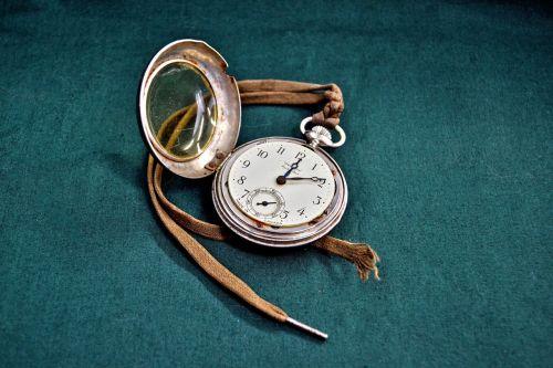watch time pocketwatch