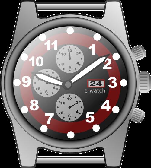 watch chronograph chronometer