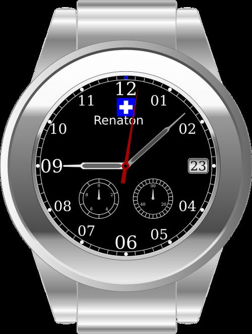 watch wristwatch chronograph