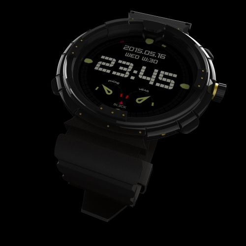 watch digital exercise