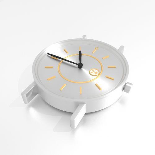 watch 3d rendering
