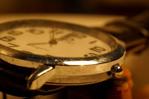 watch old dial