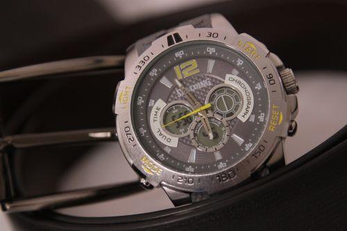 watch belt spalding