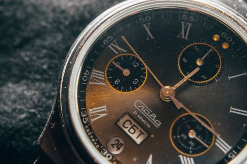 watch clock time