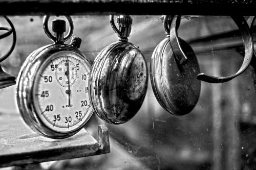 watch antique time