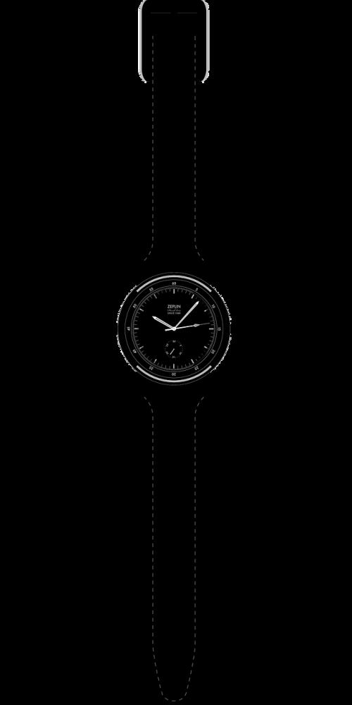 watch analog wrist watch