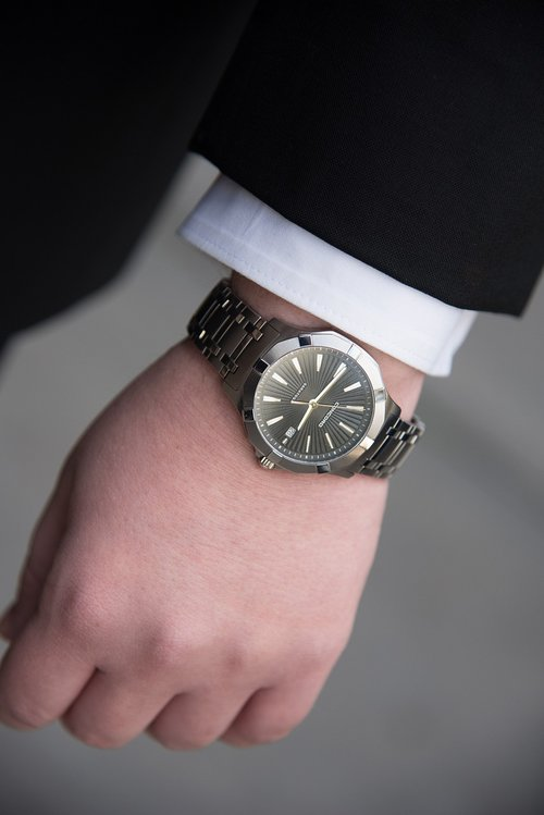 watch  time  man