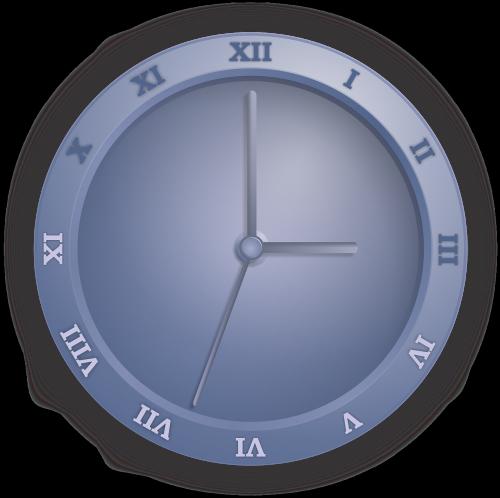 watch time alarm clock