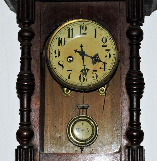 watch pendulum wood