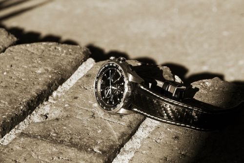 watch armband clock