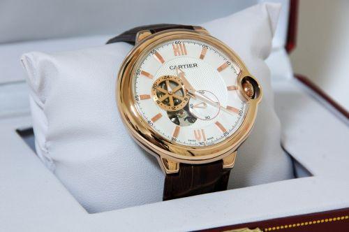 watches clock cartier
