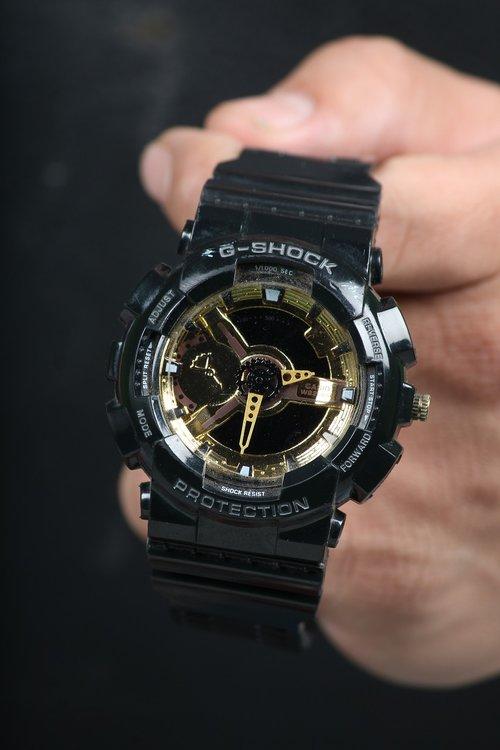 watches  g-shock  branding