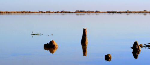 water sundown nature