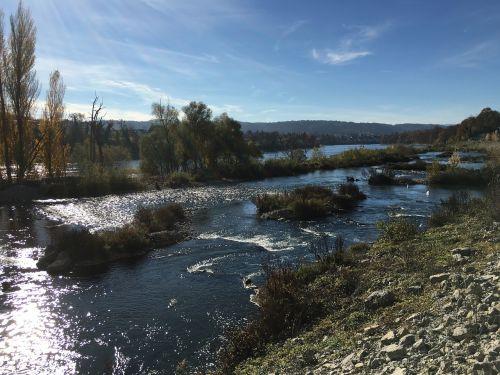 water river fluent