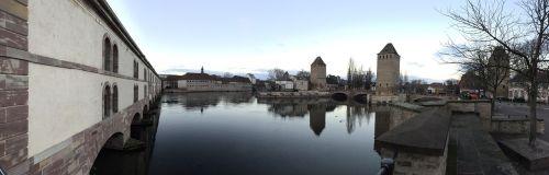 strasbourg water bridge