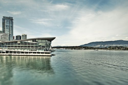 water quay pier