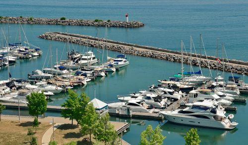 water boats marina