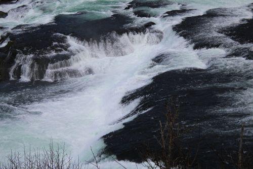 water rhine falls schaffhausen
