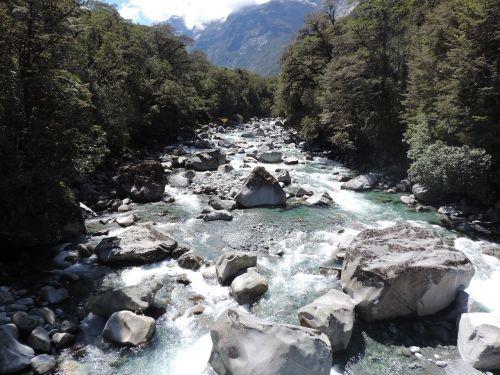 water river landscape