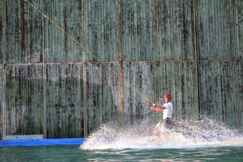water wakeboard water sports