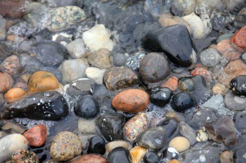 vanduo,jūra,vandenynas,akmuo,akmenys,akmenukai
