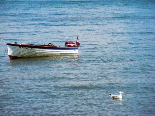 water lake erie boat
