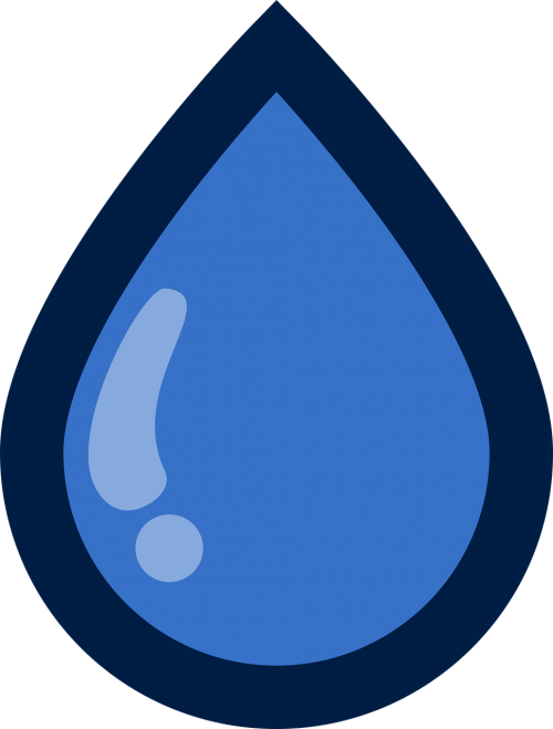 water water droplet droplet