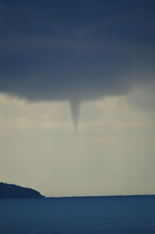 water funnel whirl