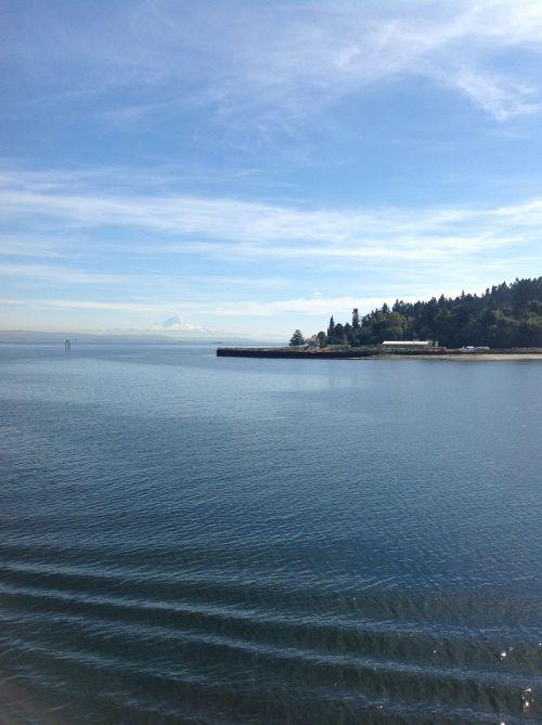 water puget sound ferry