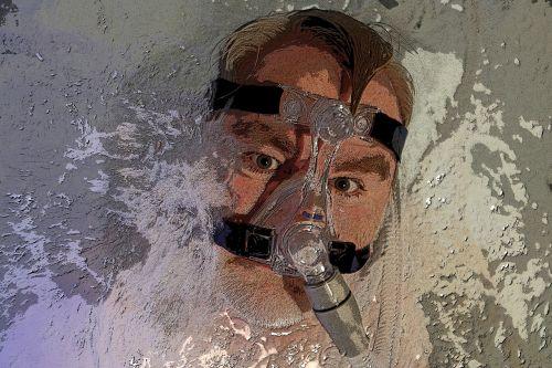 water creepy patient