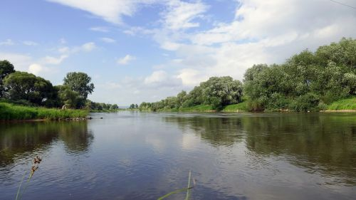 water river weser