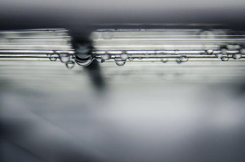 water drops fridge