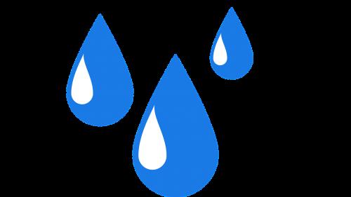 water droplet water droplet