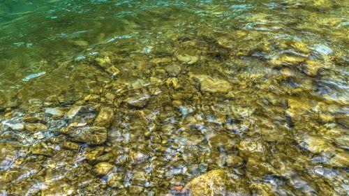 water bank stones