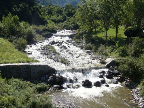 water torrent river