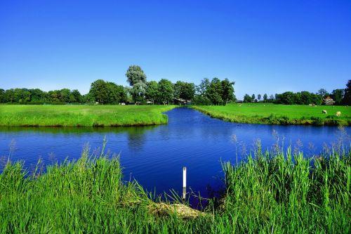 water waterway field