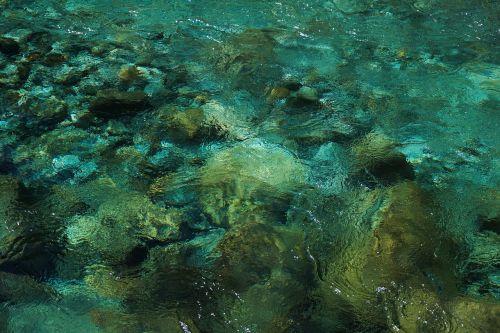 water verzasca turquoise