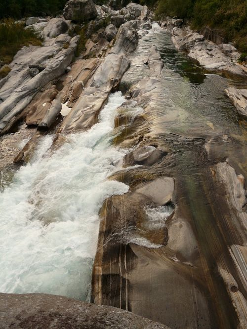 water waterfall clear