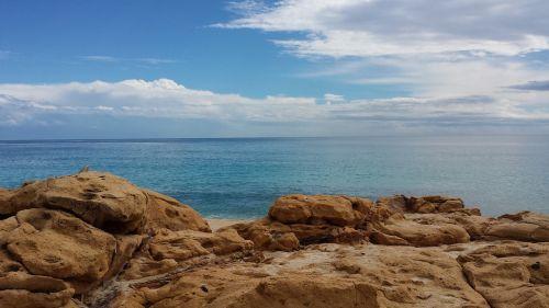water,nature,sky,sea,seashore,rocks