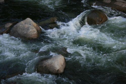 water rock nature