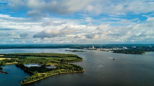 water  panoramic  travel