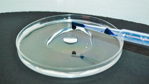 water pipette ray