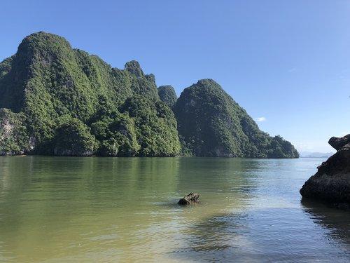 water  thailand  travel