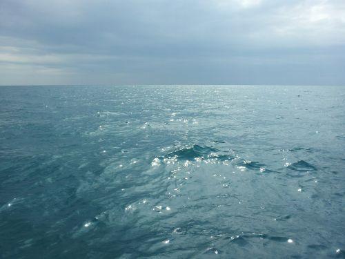 water endless lake