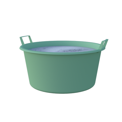 water  pail  soapy