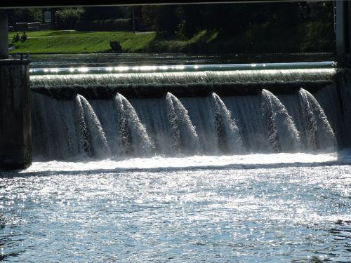 water waterfall river