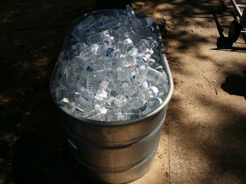 water cooler ice