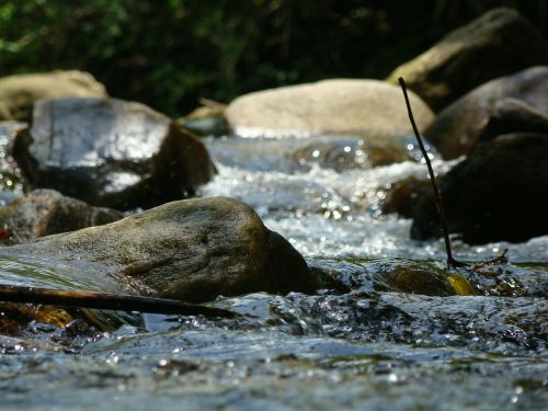 water movement waterdrop