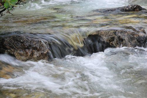 water river torrent