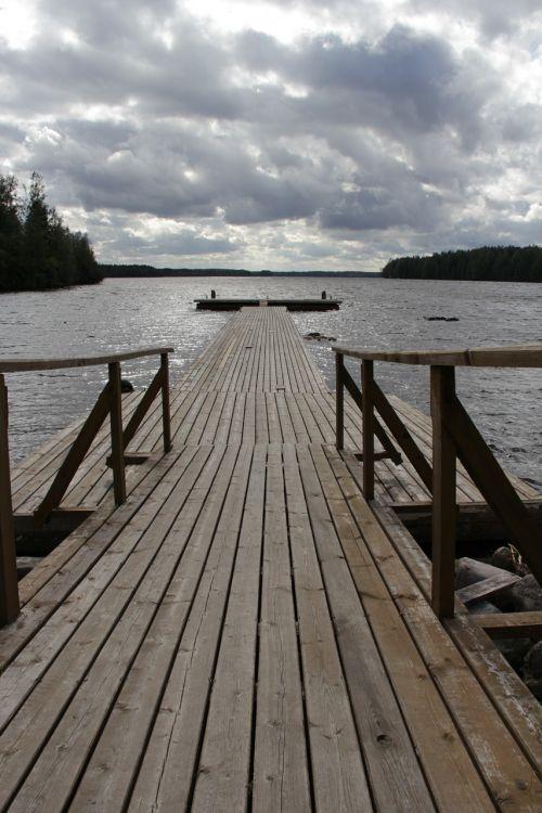 water plot wood